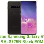 Samsung Galaxy S10 Plus SM-G975N Stock ROM