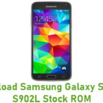 Samsung Galaxy S5 SM-S902L Stock ROM
