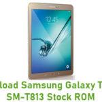 Download Samsung Galaxy Tab S2 SM-T813 Stock ROM