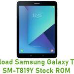 Samsung Galaxy Tab S2 SM-T819Y Stock ROM