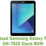 Samsung Galaxy Tab S3 SM-T820 Stock ROM