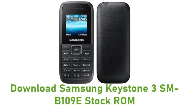 Download Samsung Keystone 3 SM-B109E Stock ROM