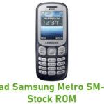 Samsung Metro SM-B312EH Stock ROM