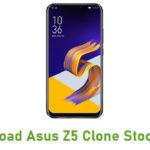 Asus Z5 Clone Stock ROM