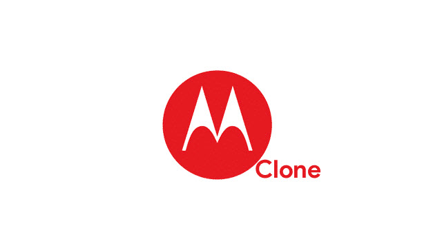 Download Motorola Clone Stock ROM