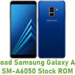 Samsung Galaxy A6 Plus SM-A6050 Stock ROM