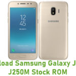 Download Samsung Galaxy J2 SM-J250M Stock ROM