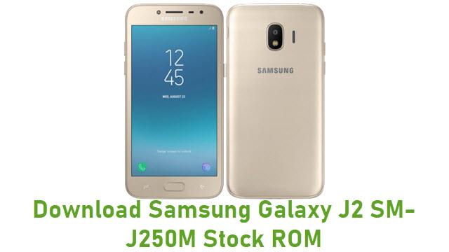 Download Samsung Galaxy J2 SM-J250M Stock ROM