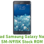 Samsung Galaxy Note Edge SM-N915K Stock ROM