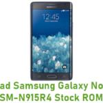 Samsung Galaxy Note Edge SM-N915R4 Stock ROM