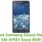 Samsung Galaxy Note Edge SM-N915V Stock ROM