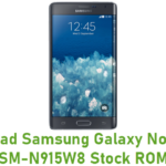 Samsung Galaxy Note Edge SM-N915W8 Stock ROM