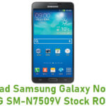 Samsung Galaxy Note3 Lite 4G SM-N7509V Stock ROM