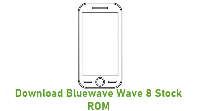 Download Bluewave Wave 8 Stock ROM