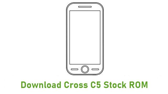 Download Cross C5 Stock ROM