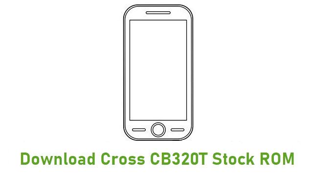 Download Cross CB320T Stock ROM