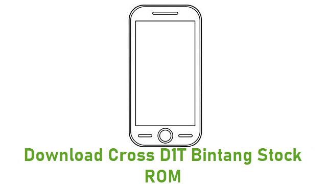 Download Cross D1T Bintang Stock ROM
