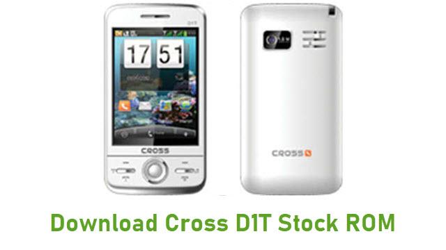 Download Cross D1T Stock ROM