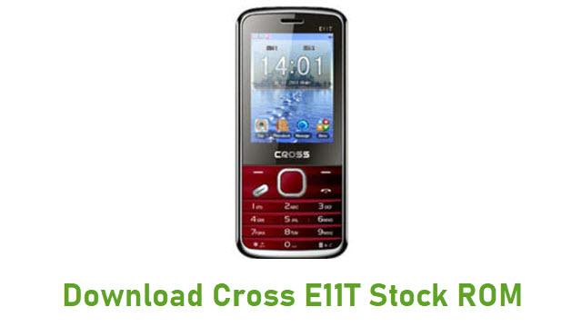 Download Cross E11T Stock ROM
