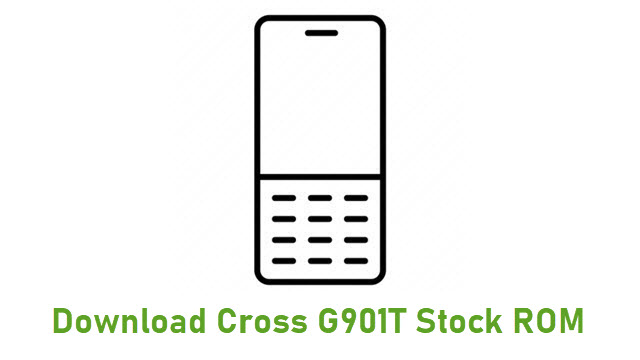 Download Cross G901T Stock ROM