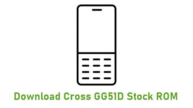Download Cross GG51D Stock ROM