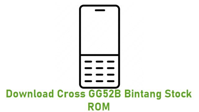 Download Cross GG52B Bintang Stock ROM