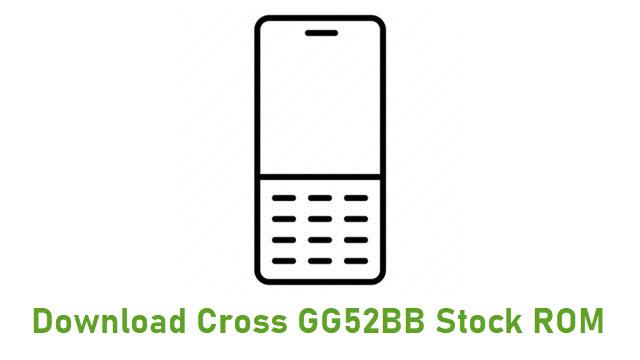 Download Cross GG52BB Stock ROM