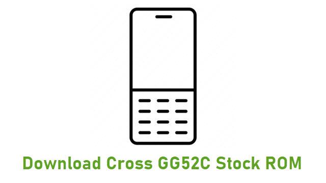 Download Cross GG52C Stock ROM