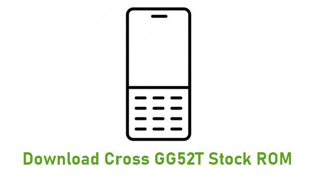 Download Cross GG52T Stock ROM
