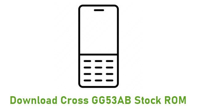 Download Cross GG53AB Stock ROM