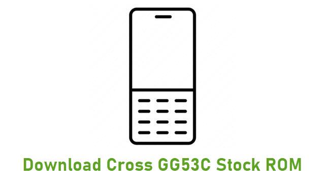 Download Cross GG53C Stock ROM