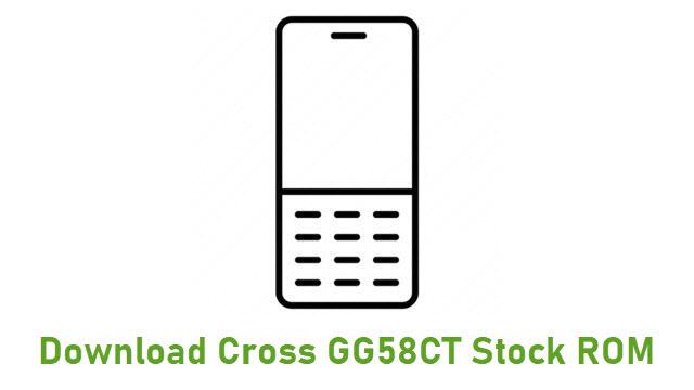 Download Cross GG58CT Stock ROM