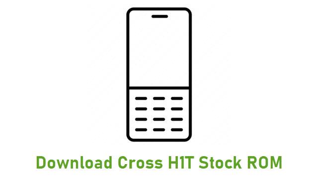 Download Cross H1T Stock ROM