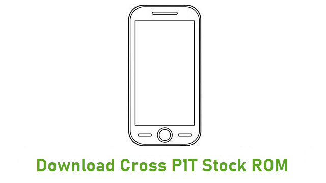 Download Cross P1T Stock ROM