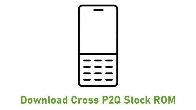 Download Cross P2Q Stock ROM