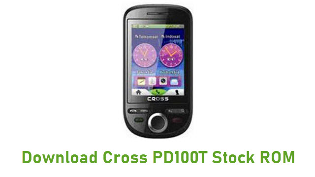 Download Cross PD100T Stock ROM