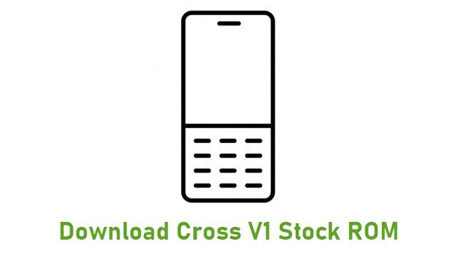 Download Cross V1 Stock ROM