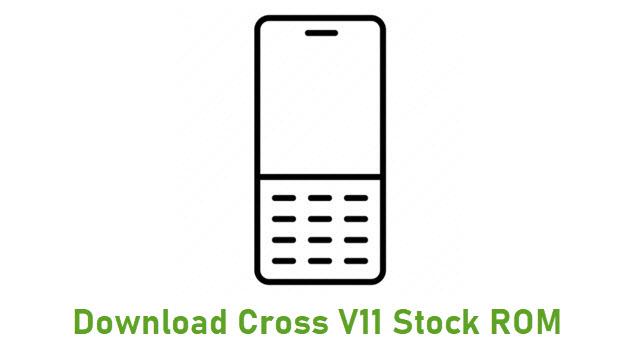 Download Cross V11 Stock ROM