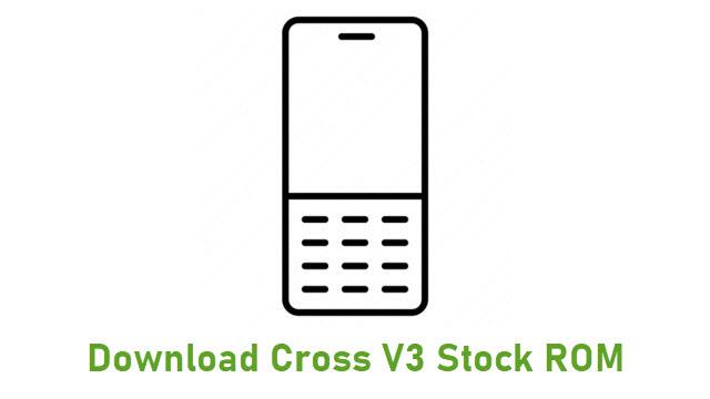 Download Cross V3 Stock ROM