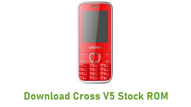Download Cross V5 Stock ROM