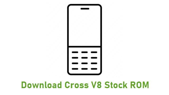 Download Cross V8 Stock ROM
