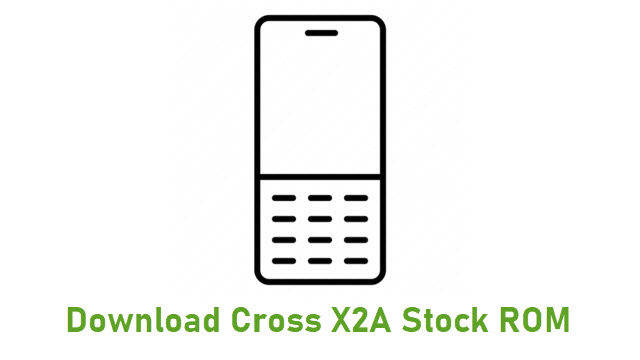 Download Cross X2A Stock ROM