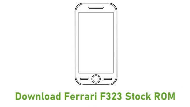 Download Ferrari F323 Stock ROM