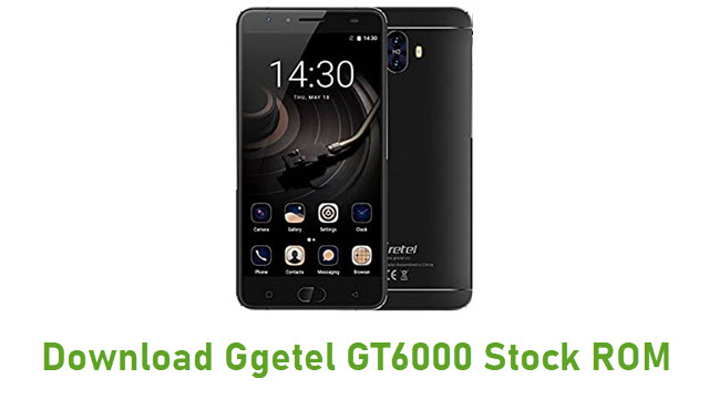 Download Ggetel GT6000 Stock ROM
