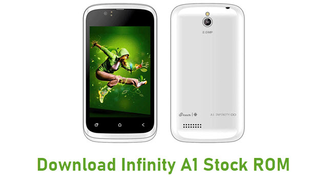 Download Infinity A1 Stock ROM