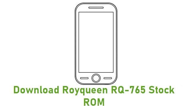 Download Royqueen RQ-765 Stock ROM