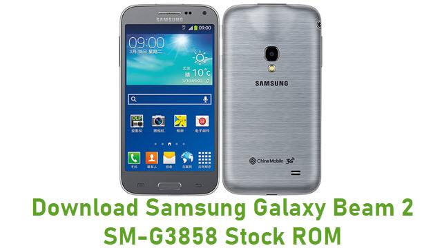 Download Samsung Galaxy Beam 2 SM-G3858 Stock ROM