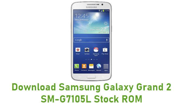 Download Samsung Galaxy Grand 2 SM-G7105L Stock ROM