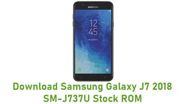 Download Samsung Galaxy J7 2018 SM-J737U Stock ROM