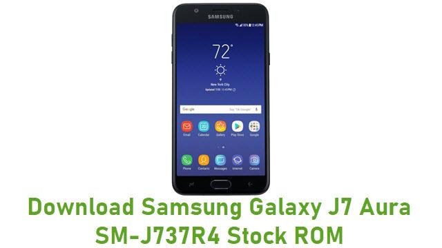 Download Samsung Galaxy J7 Aura SM-J737R4 Stock ROM